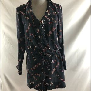 Rebecca Taylor Silk Tunic/Dress Sz 2